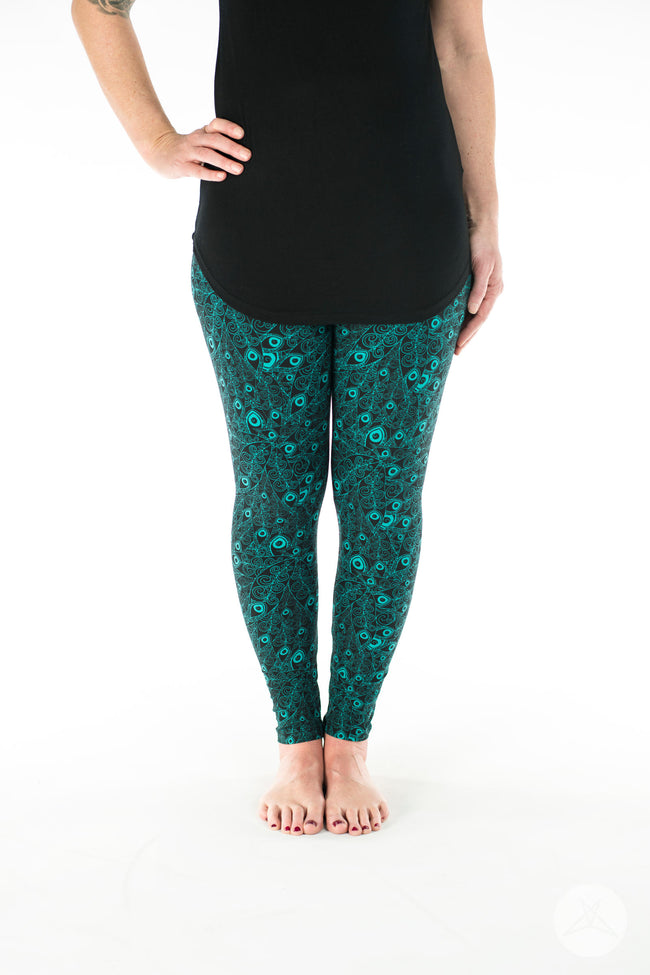 Flaunt It Petite leggings - SweetLegs