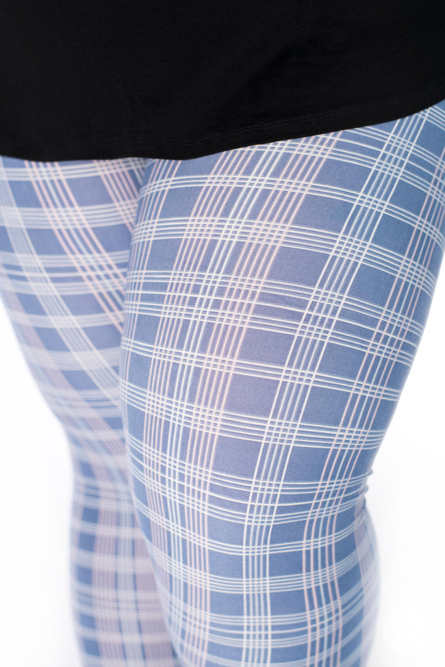 Bluebell Plus leggings - SweetLegs