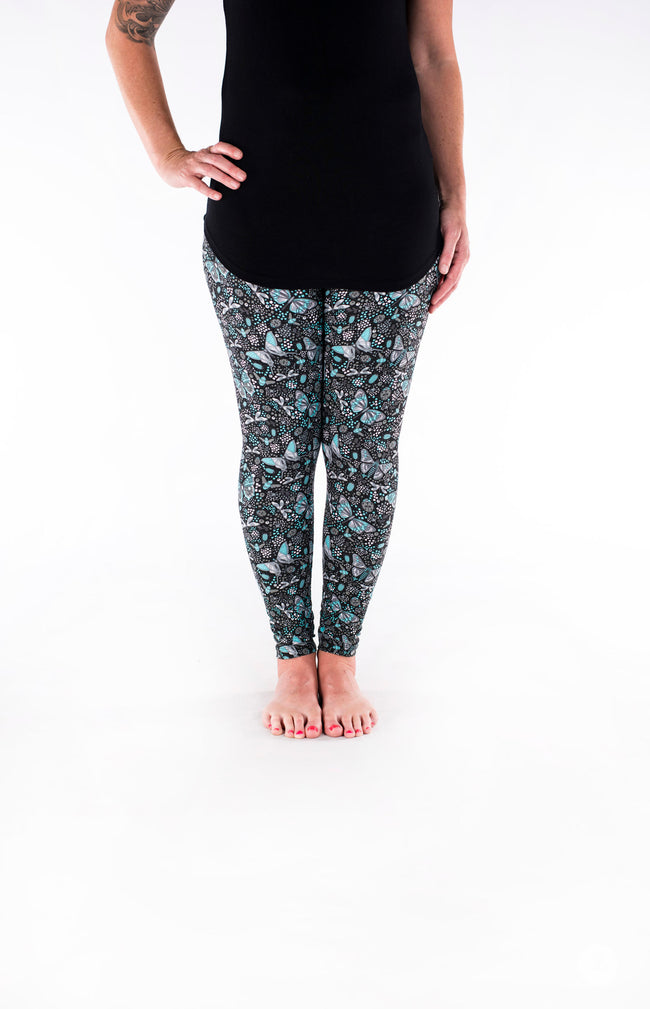 Everglades Petite leggings - SweetLegs