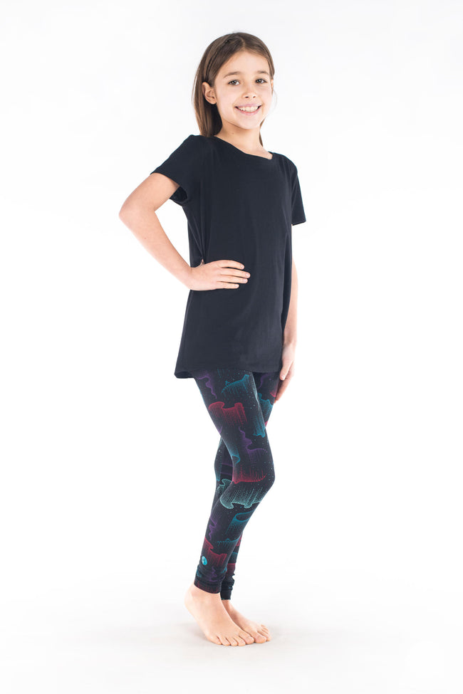 Light Show Kids leggings - SweetLegs