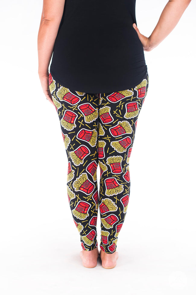 Fry-Day leggings - SweetLegs