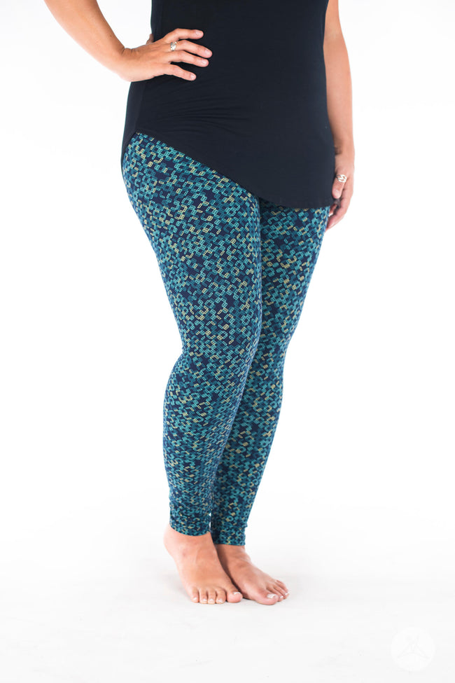 Missing Link leggings - SweetLegs
