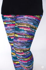 High Voltage leggings - SweetLegs