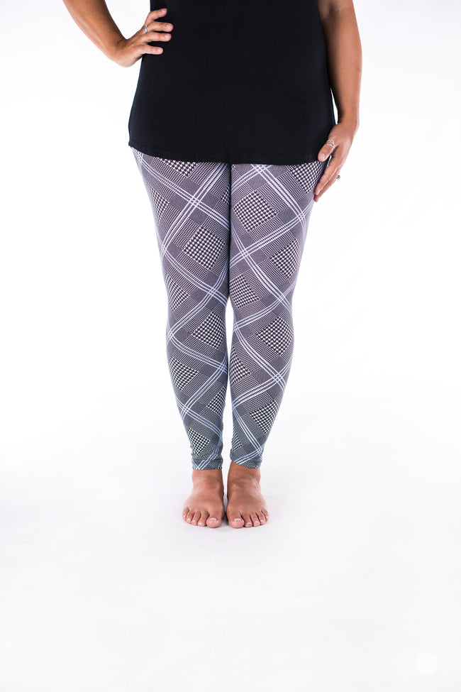 Entourage leggings - SweetLegs