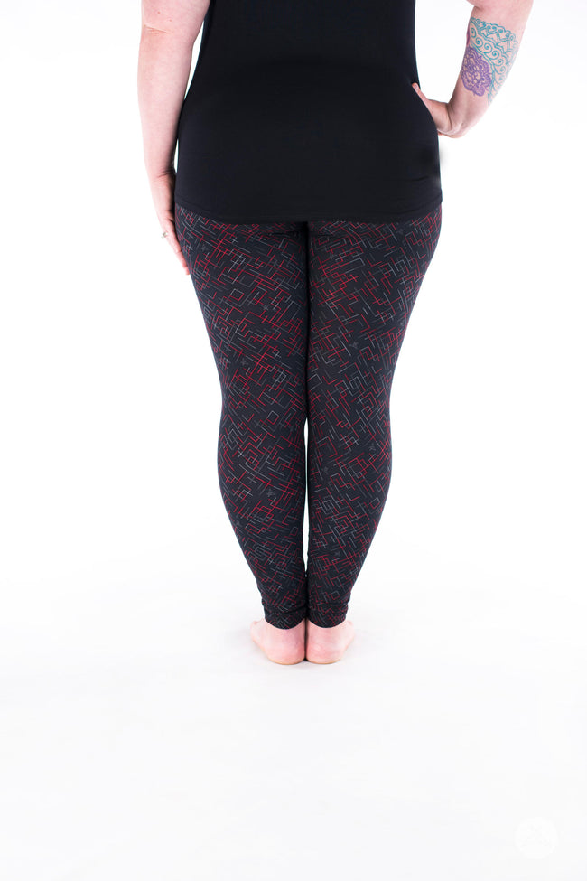 Matrix Plus leggings - SweetLegs