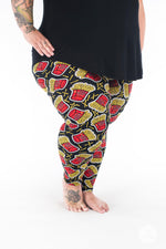 Fry-Day Plus2 leggings - SweetLegs