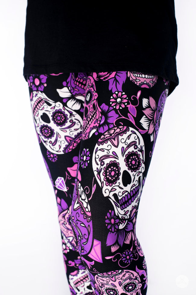 Pretty Reckless Kids leggings - SweetLegs
