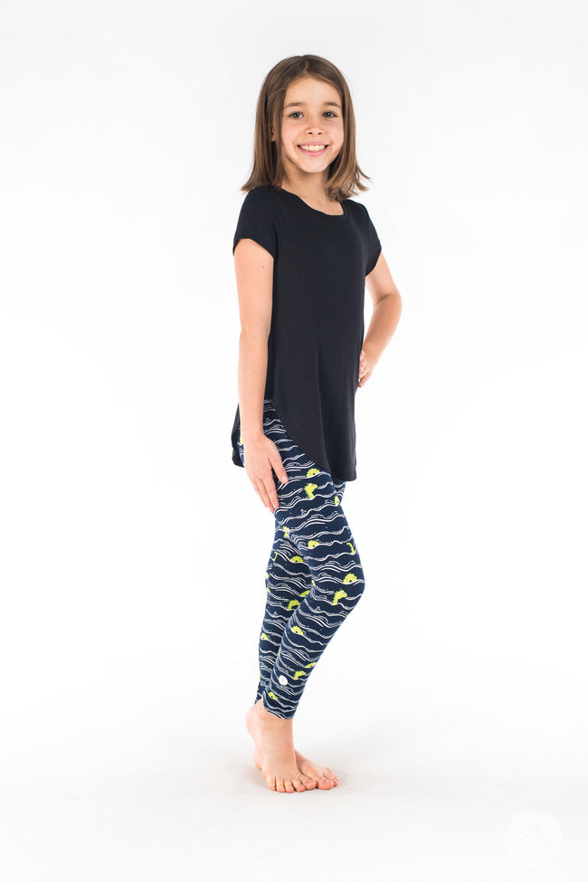 Into The Deep Kids leggings - SweetLegs