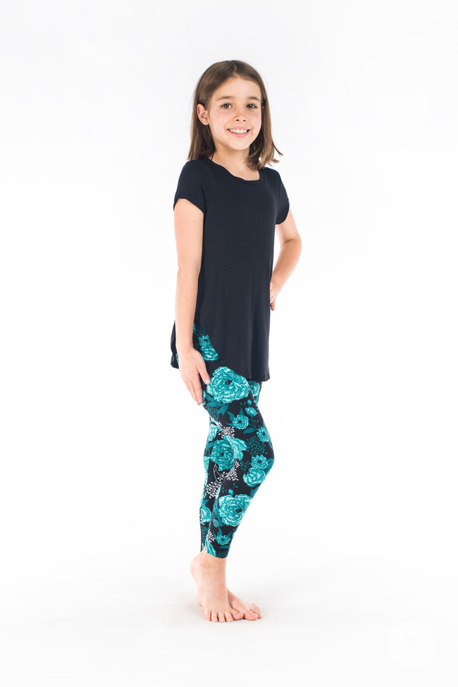 Roam Free Kids leggings - SweetLegs