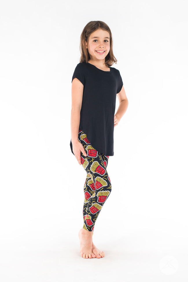 Small Fry Kids leggings - SweetLegs