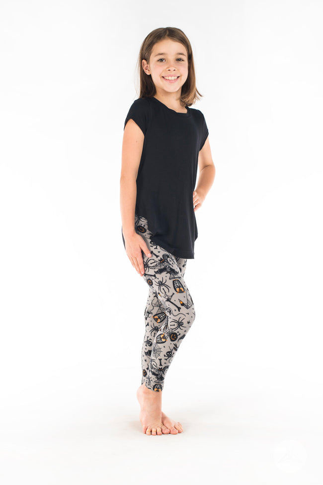Spooktacular Kids leggings - SweetLegs