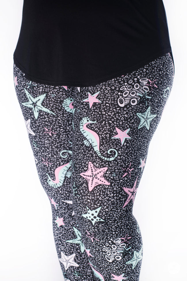 Under The Sea leggings - SweetLegs