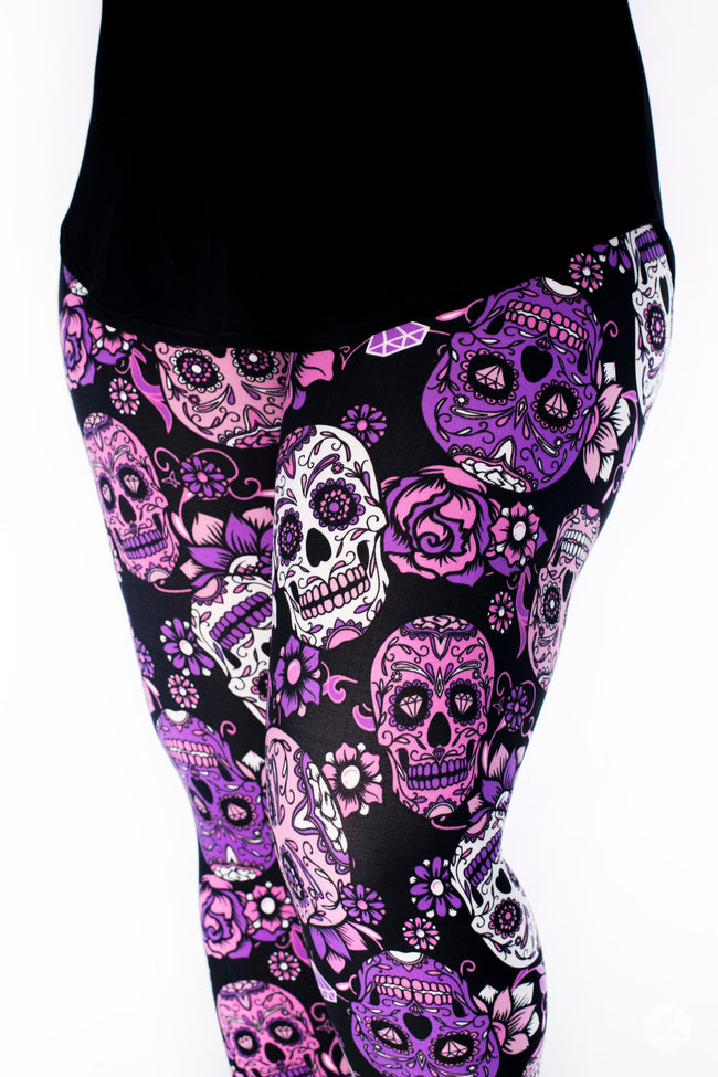 Pretty Reckless leggings - SweetLegs