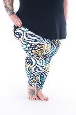 Wild Side Plus2 leggings - SweetLegs