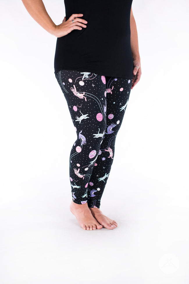 Spaced Out leggings - SweetLegs
