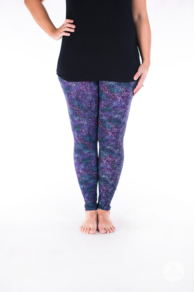 Cosmic Dust leggings - SweetLegs