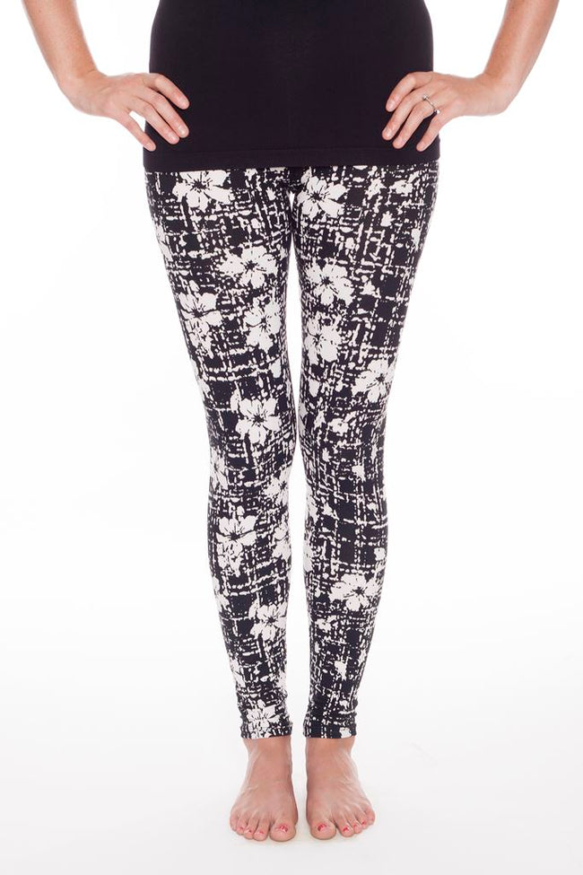 Newsprint leggings - SweetLegs