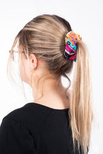 Marvellously Marbled Scrunchie