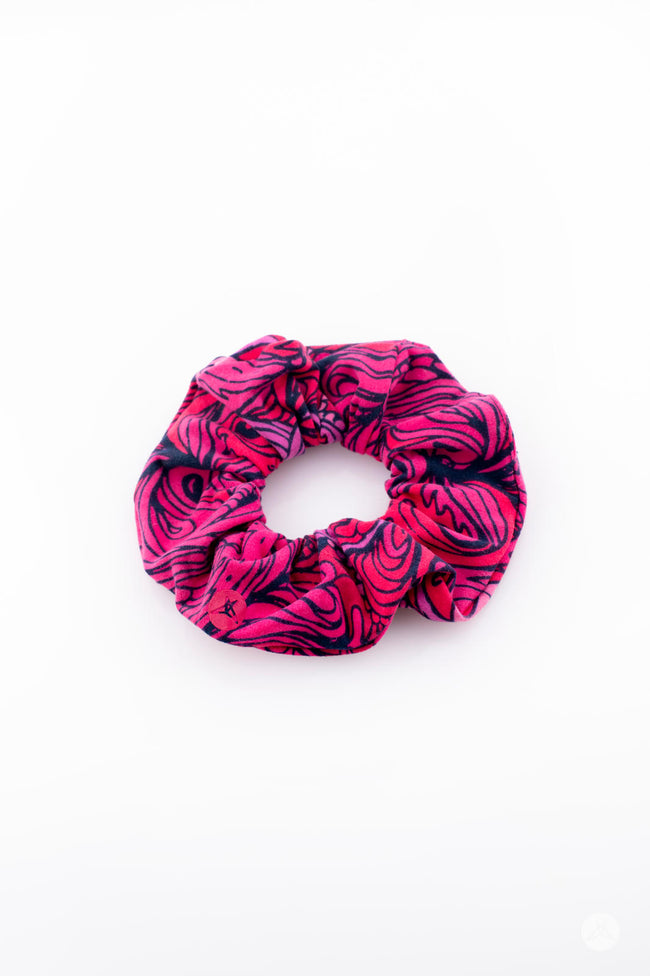 Sorbet Sunset Scrunchie