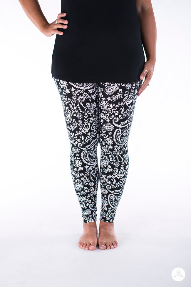 Gardenia leggings - SweetLegs