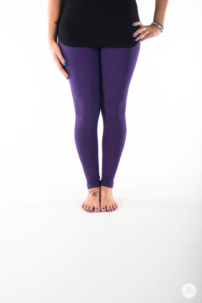 Amethyst leggings - SweetLegs