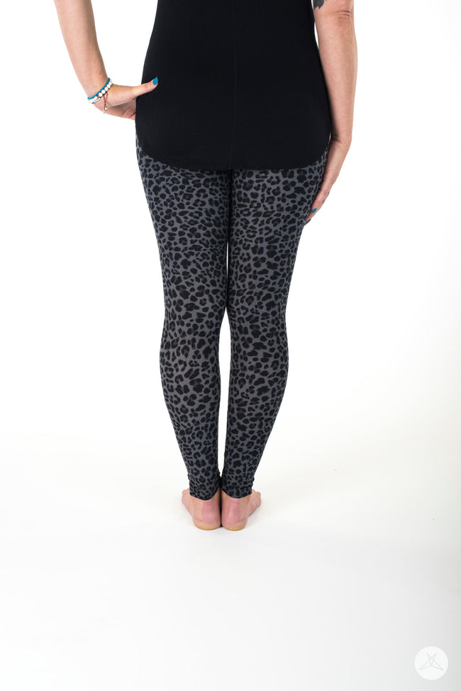 Wild Heart leggings - SweetLegs