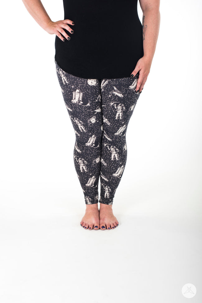 Zero Gravity Plus leggings - SweetLegs