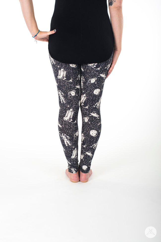 Zero Gravity leggings - SweetLegs