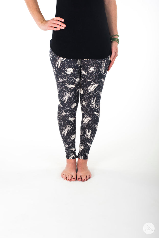 Zero Gravity Petite leggings - SweetLegs