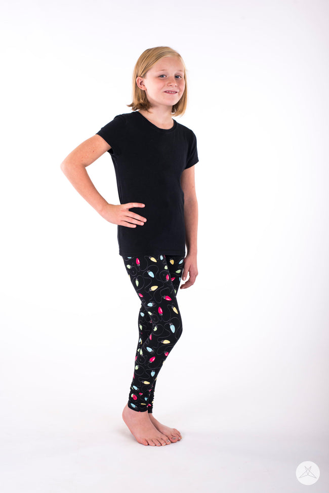 Light It Up Kids leggings - SweetLegs