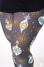 Get Merry Plus leggings - SweetLegs