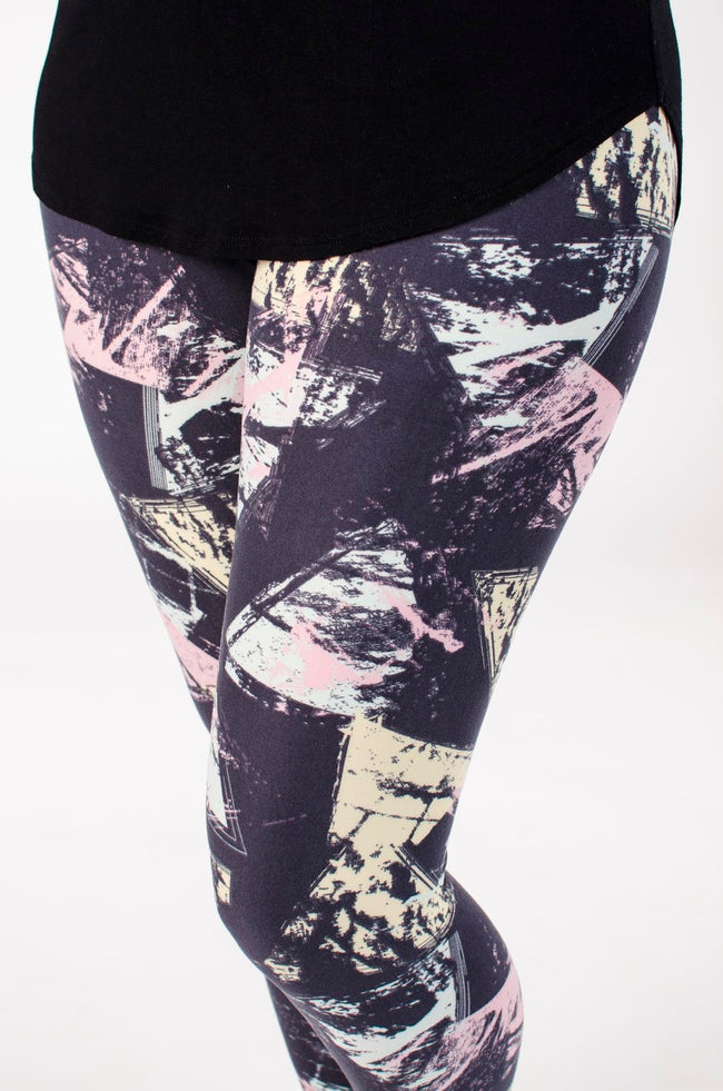 Funk With My Heart leggings - SweetLegs