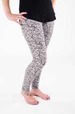 High Tea leggings - SweetLegs