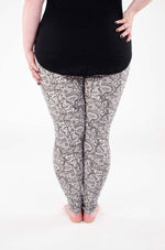 High Tea Plus leggings - SweetLegs
