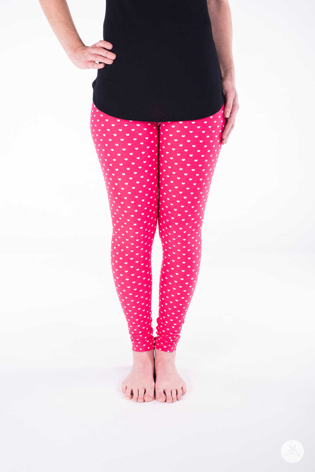 Lovestruck Petite leggings - SweetLegs