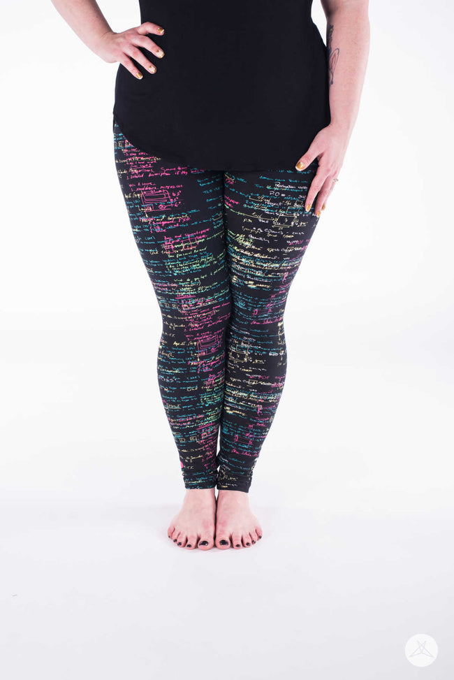 Method Plus leggings - SweetLegs