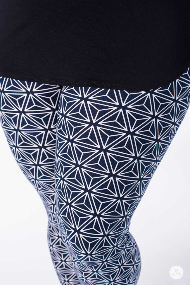 Prismatic Plus leggings - SweetLegs