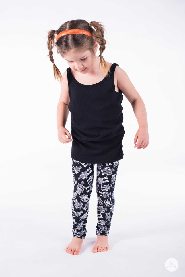 Ruff House Kids leggings - SweetLegs
