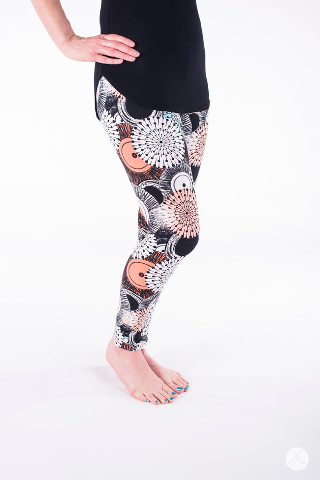 Starburst Petite leggings - SweetLegs