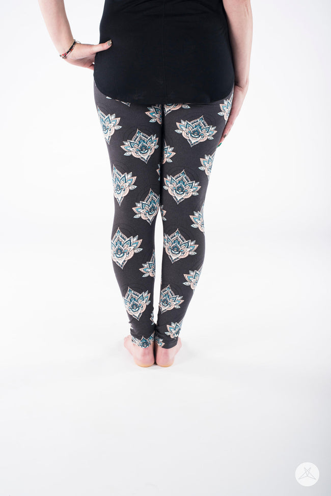 Morning Bliss leggings - SweetLegs