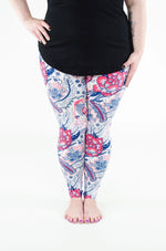 Spring Fever Plus leggings - SweetLegs