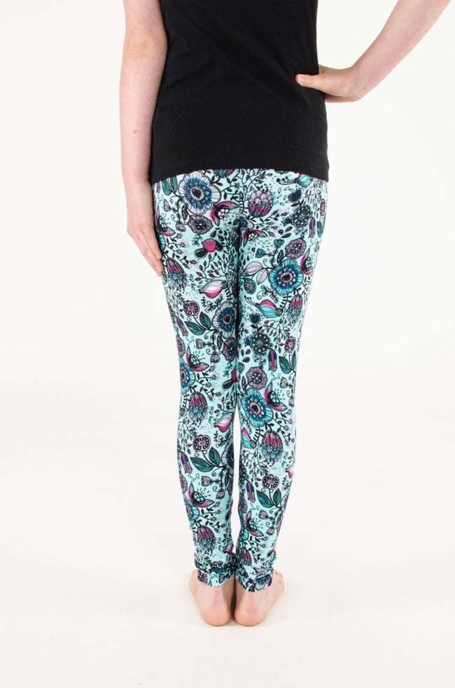 Secret Garden Kids leggings - SweetLegs