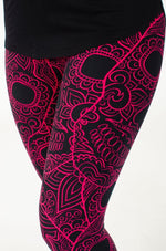 Crimson Sugar Petite leggings - SweetLegs
