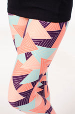 Creamsicle Kids leggings - SweetLegs