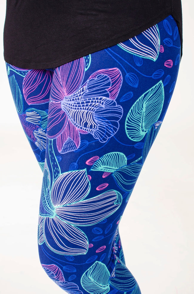 Pandora leggings - SweetLegs