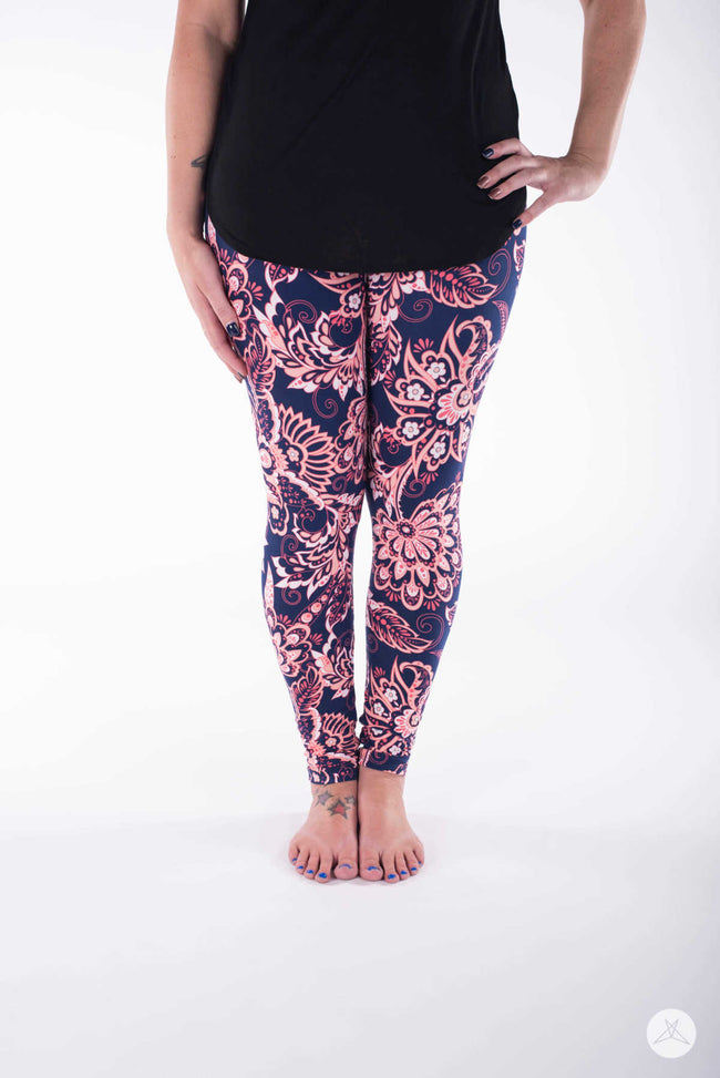 Namaste leggings - SweetLegs