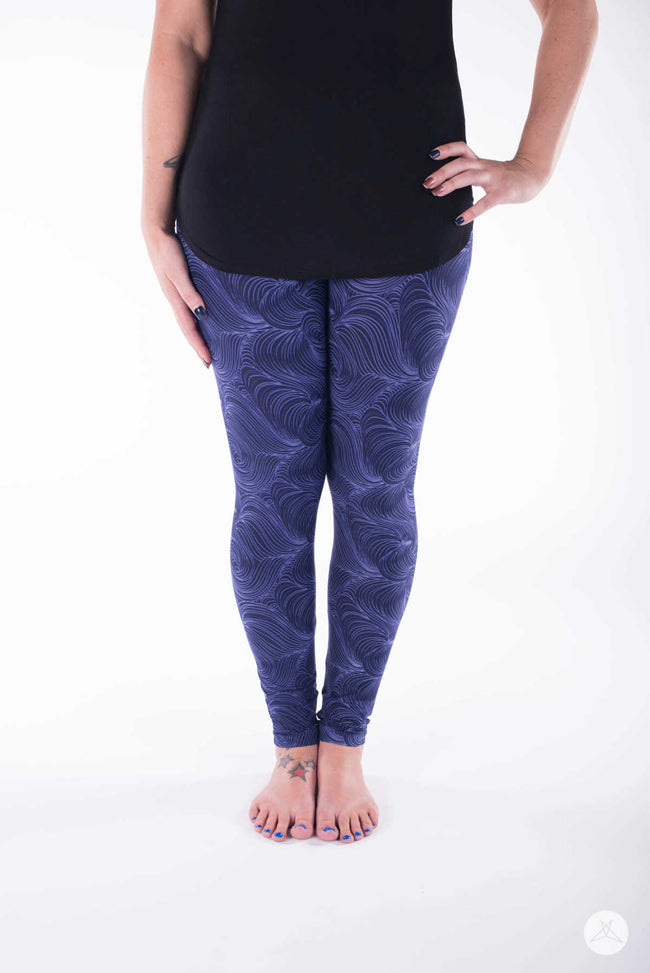 Perpetual Bliss leggings - SweetLegs