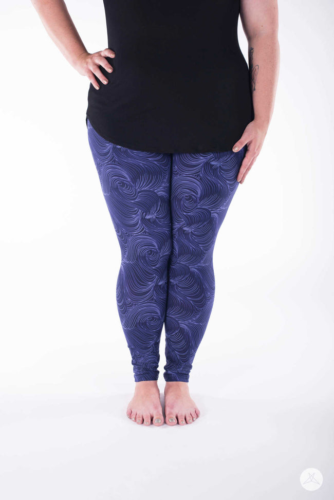 Perpetual Bliss Plus leggings - SweetLegs