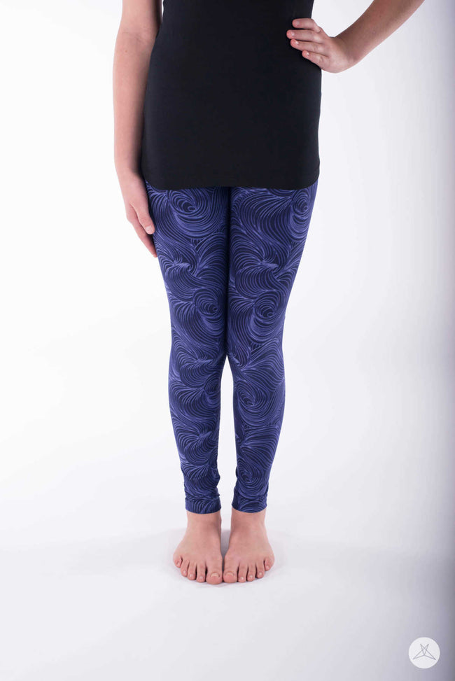 Perpetual Bliss Kids leggings - SweetLegs