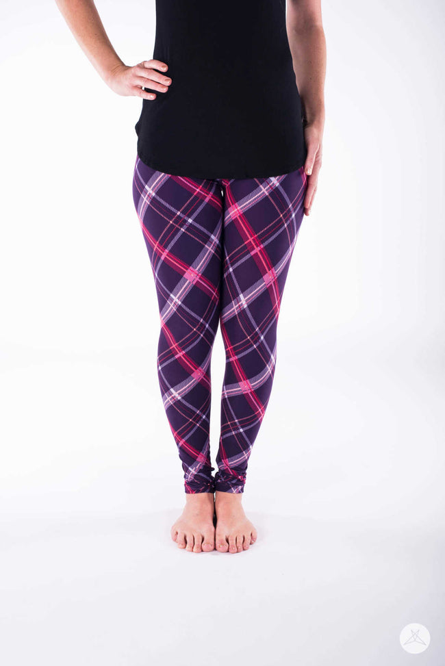 Bumbleberry Pie Petite leggings - SweetLegs